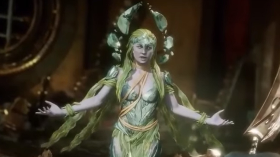 Cetrion mortal kombat 11