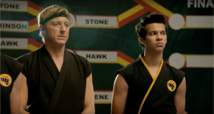 cobra kai 2a temporada youtube premium karate kid