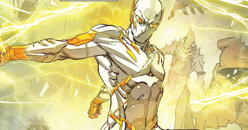dc comics deus da velocidade godspeed the flash