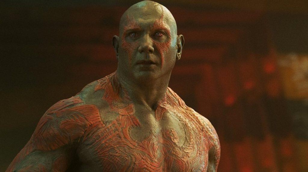 drax guardiões da galáxia marvel studios dave bautista vingadores guerra infinita - Gears of Wars