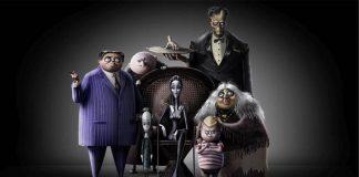 A familia-addams animação