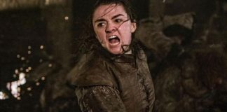 game of thrones 8x03 hbo the long night arya stark