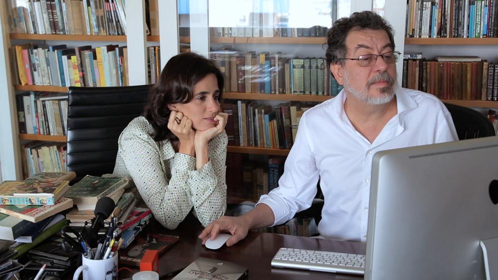 jorge furtado diretor de rasga coração e o homem que copiava canal brasil