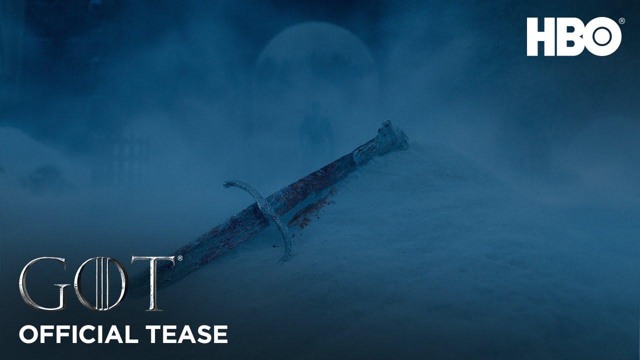 game of thrones teaser hbo season 8a temporada