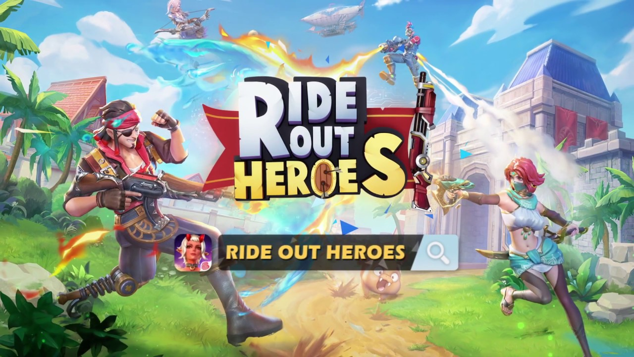 ride out heroes battle royale mobile