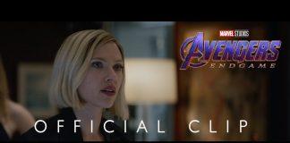 vingadores: ultimato capitã marvel studios clipe