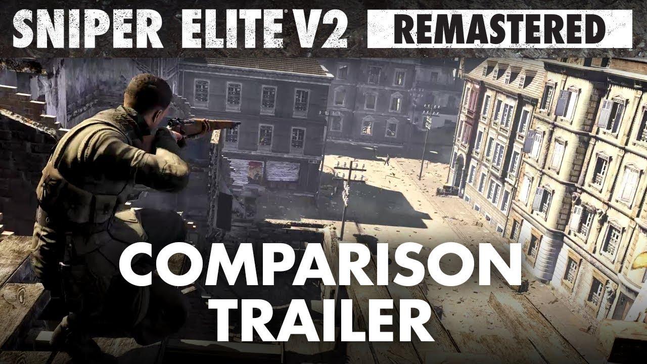 Sniper Elite V2 Remastered rebellion developments