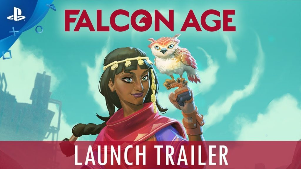 Falcon Age Outerloop Games Playstation 4 VR