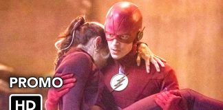 the flash 5x19 snow pack warner
