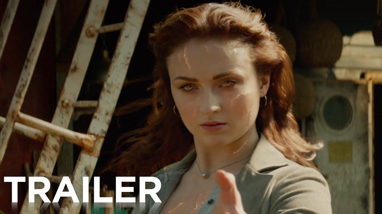 A FOX Film divulgou o trailer final de X-Men: Fênix Negra