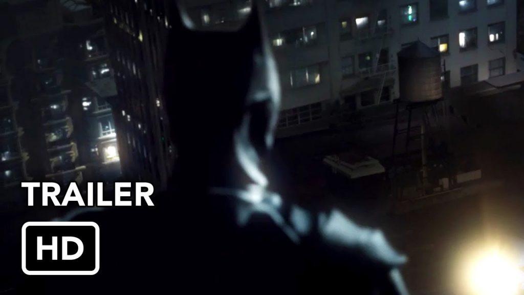 gotham série batman warner the beginning 5x12