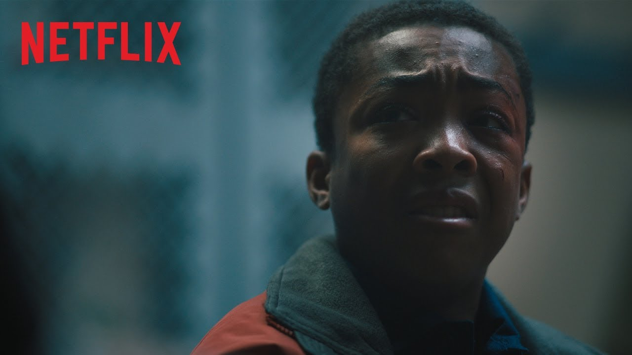Olhos que Condenam Netflix Ava Duvernay