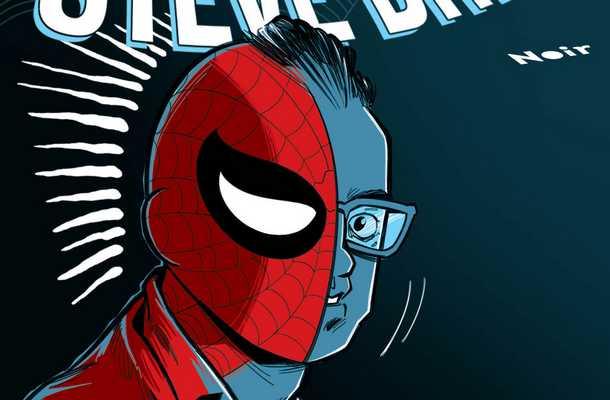o incrivel steve ditko roberto guedes editora noir homem-aranha