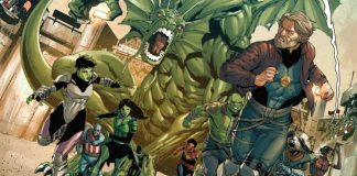 old man quill #4 marvel comics 2 capa post