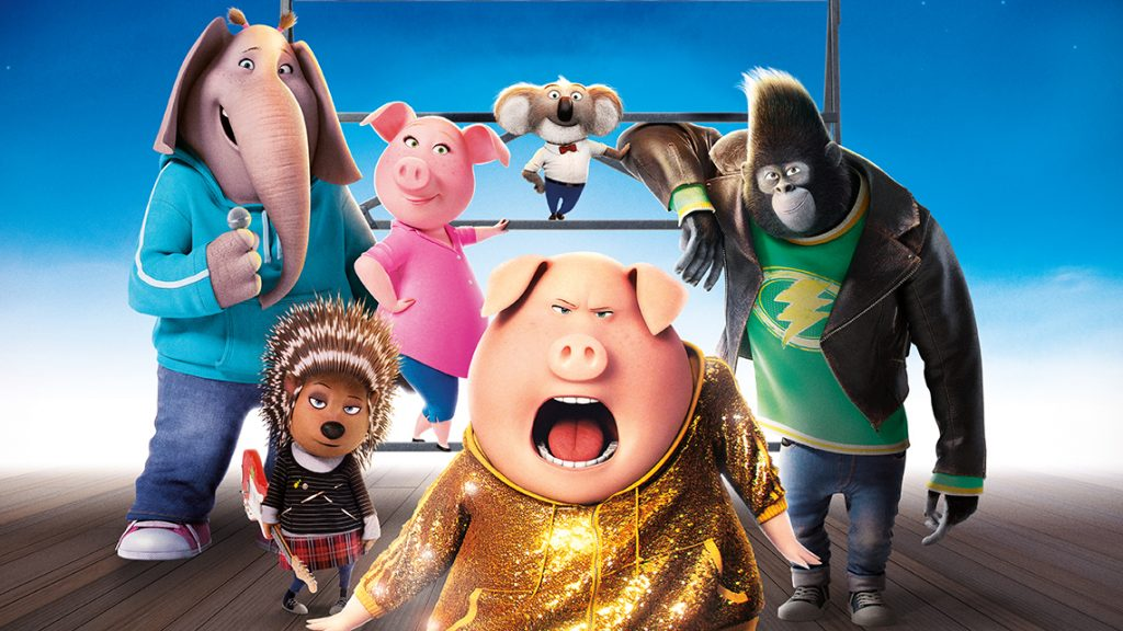 sing 2 illumination entertainment