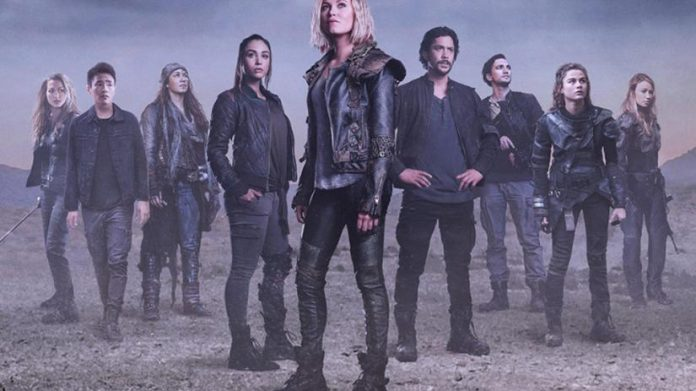 the 100 6a temporada warner