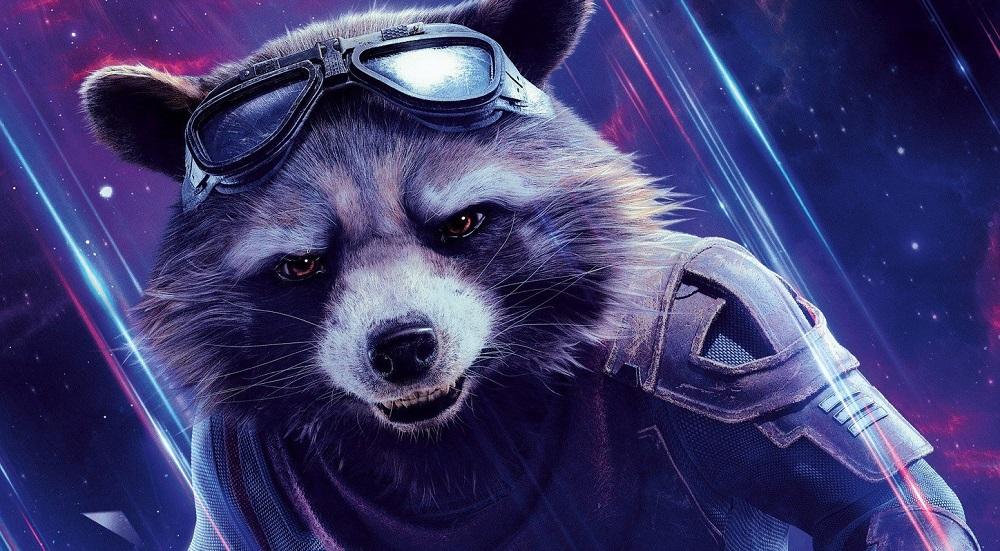 vingadores ultimato: marvel studios capa rocket james gunn guardiões da galáxia joe russo