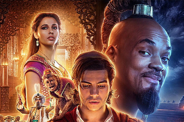 Aladdin-poster-will smith disney