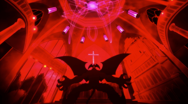 Devilman Masaaki Yuasa - Japan Sinks: 2020