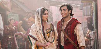 Aladdin Mena Massou e Naomi Scott disney critica