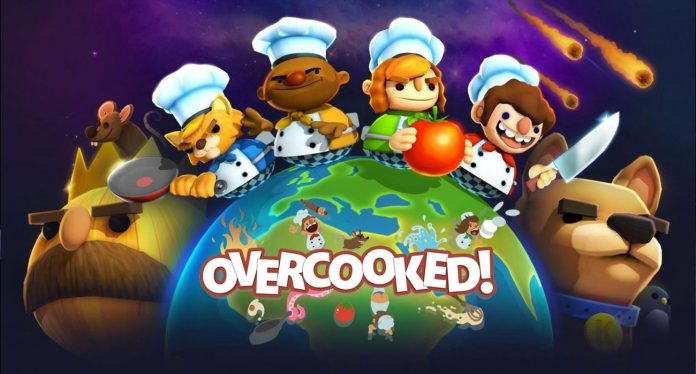overcooked playstation