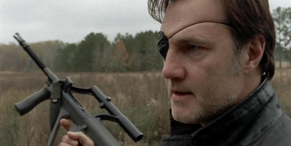 david morrisey the walking dead o governador