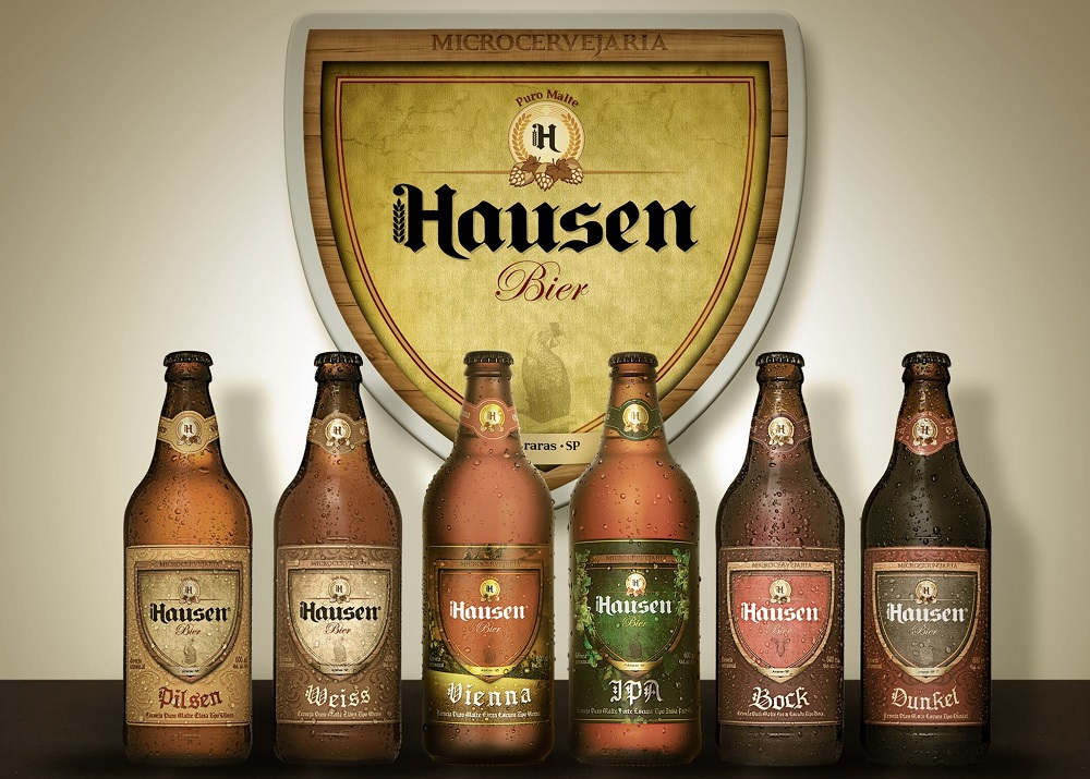 hausen bier cerveja artesanal