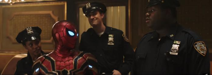 herói em cena o filme