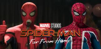 homem-aranha longe de casa spider-uk