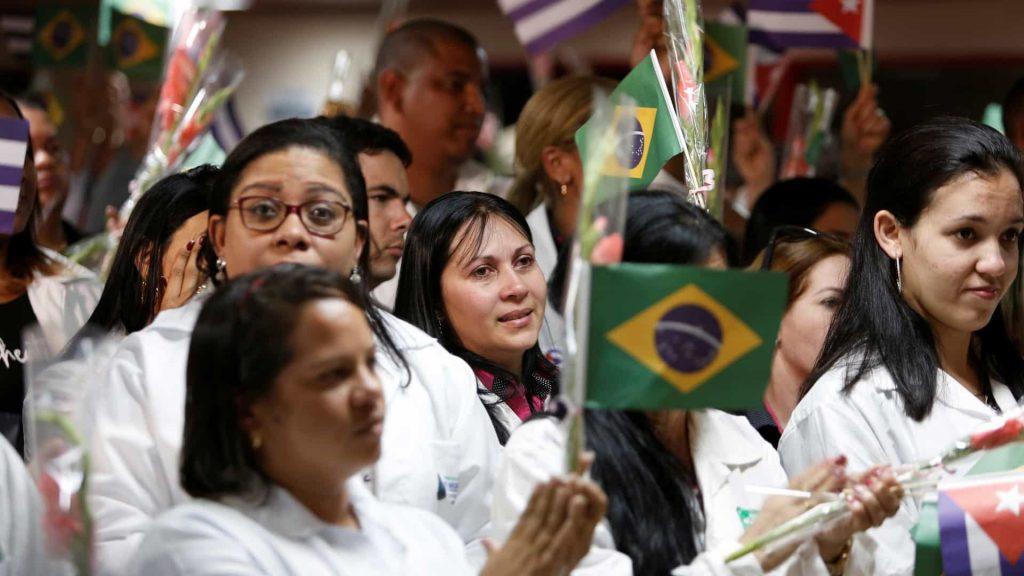 Paulo Markun e Sérgio Roizenblit mais médicos cubanos canal brasil documentário