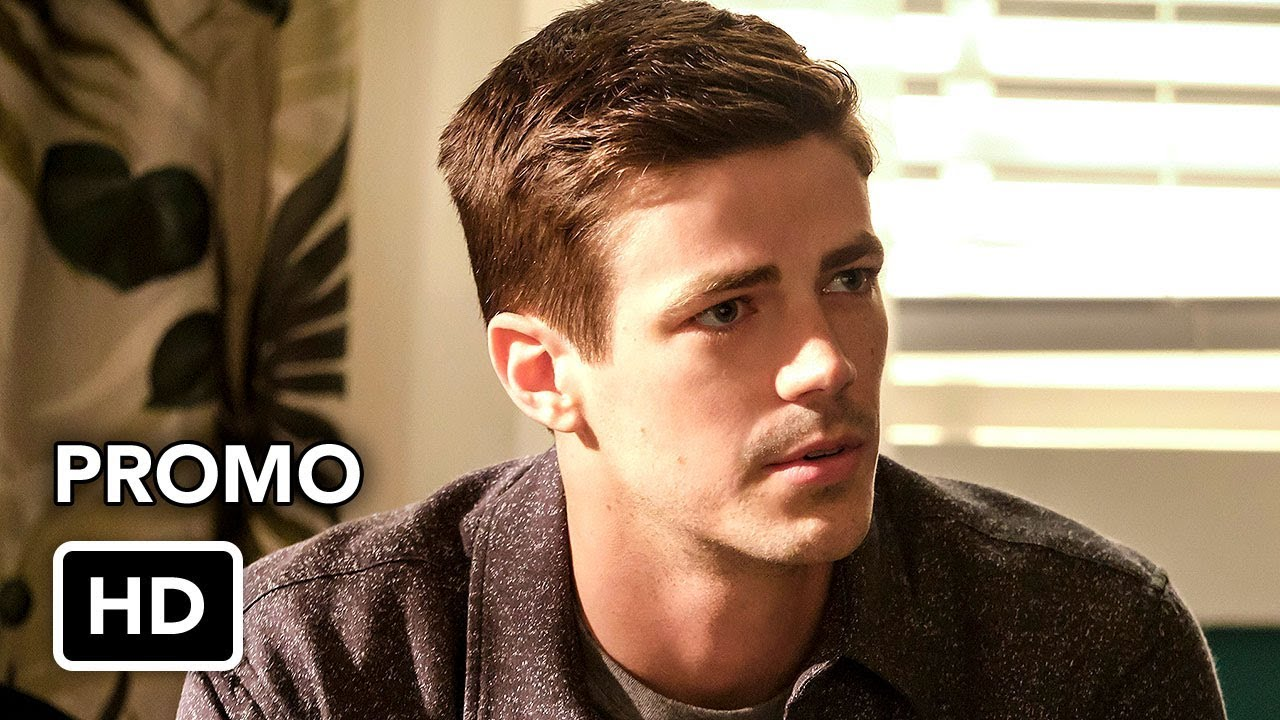 warner the flash 5x21 The Girl With The Red Lightning