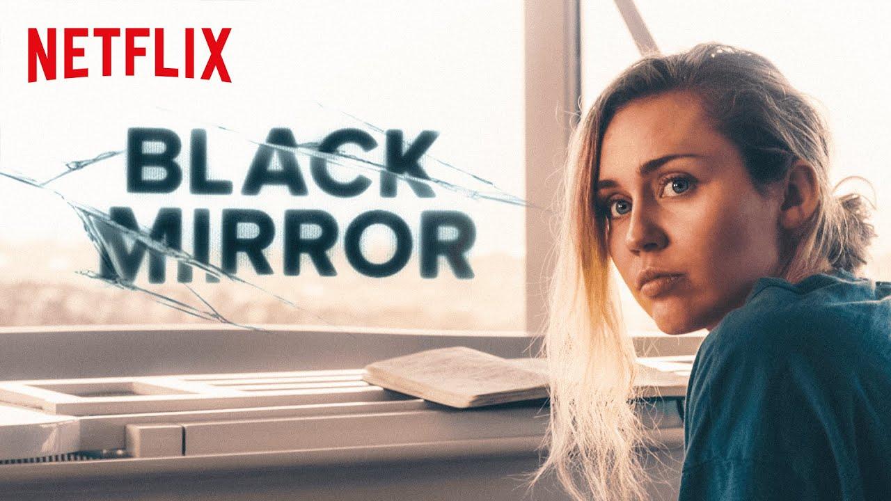 black mirror 5a temporada miley cyrus netflix
