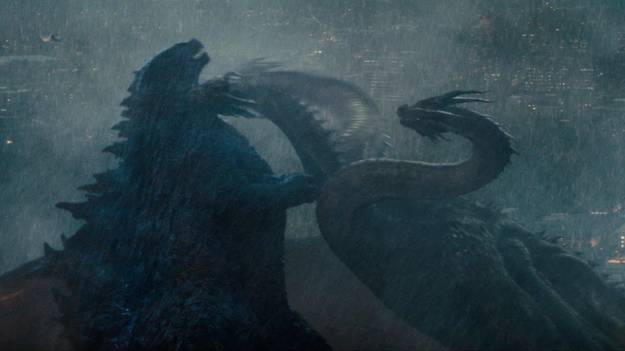 Godzilla II: Rei dos Monstros king Ghidorah