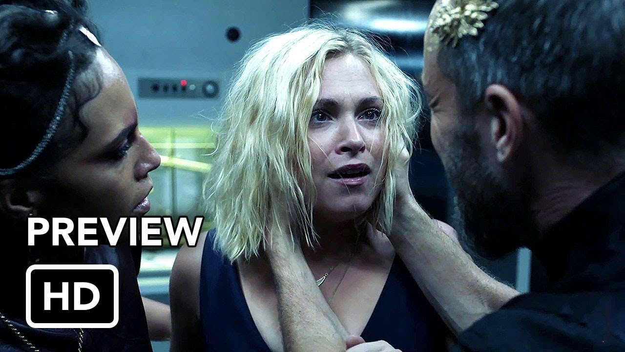 the 100 cw 6x05