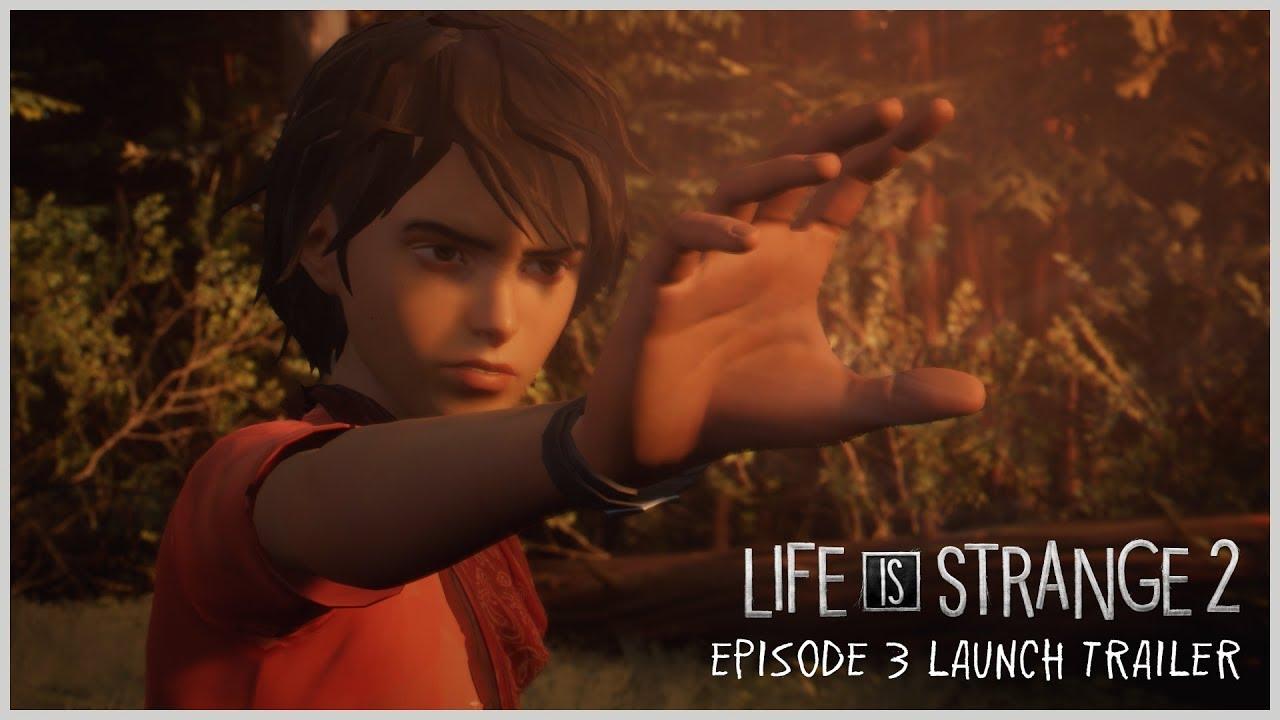 life is strange 2 episódio 3 wastelands