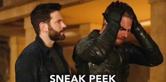 arrow sneak peek cw warner living proof