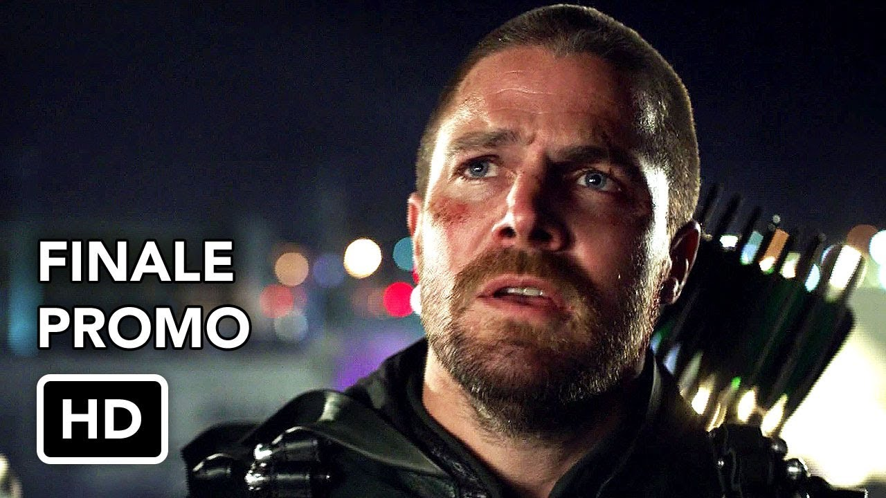You Have Saved This City Arrow CW 7x22 Warner