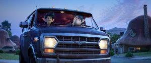 Dois Irmãos: Uma Jornada Fantástica -Pixar2020