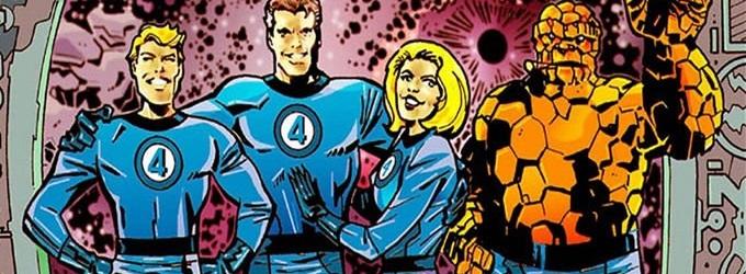 quarteto fantástico marvel comics