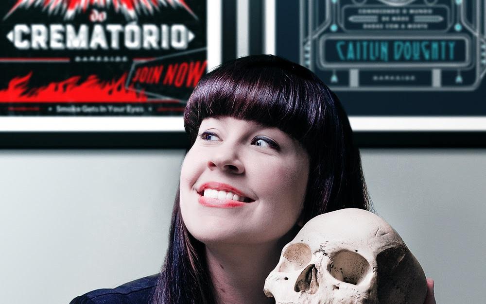 Caitlin Doughty Confissões do Crematório Darkside Books (2)