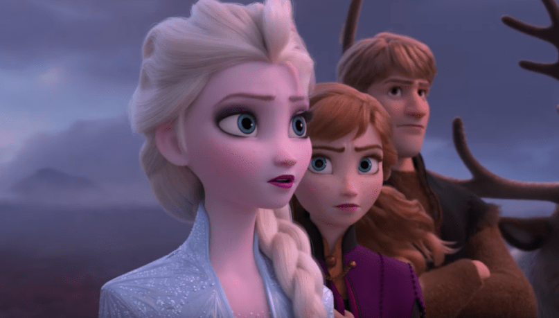 frozen 2 disney