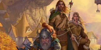 jambô editora As Crônicas de Dragonlance – Dragões do Crepúsculo de Outono