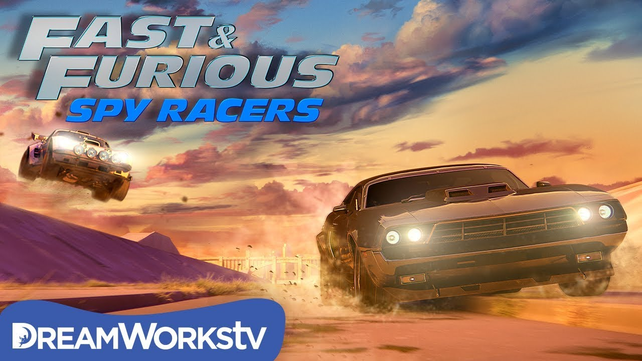 velozes & furiosos fast and furious spy racers netflix