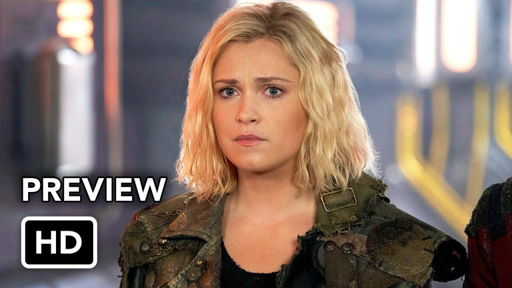 the 100 nevermind warner cw 6x07