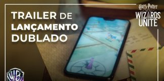 WB Games e Niantic lançam Harry Potter: Wizards Unite