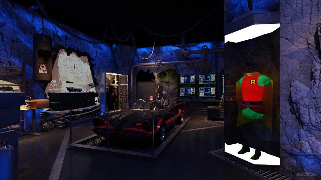 batman 80 - a exposição