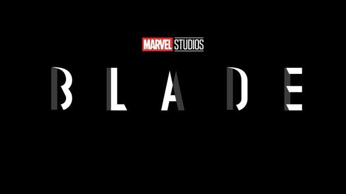 blade logo marvel studios Mahershala Ali