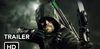 arrow cw 8a temporada