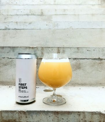 ux brew first steps startup neipa