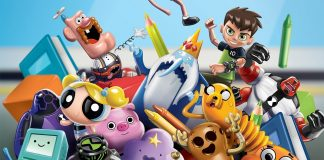 Cartoon Network Quem Doa brinca junto